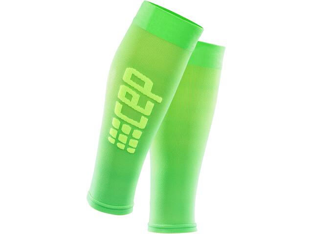 cep Pro+ Ultralight Calf Sleeves Men viper/green